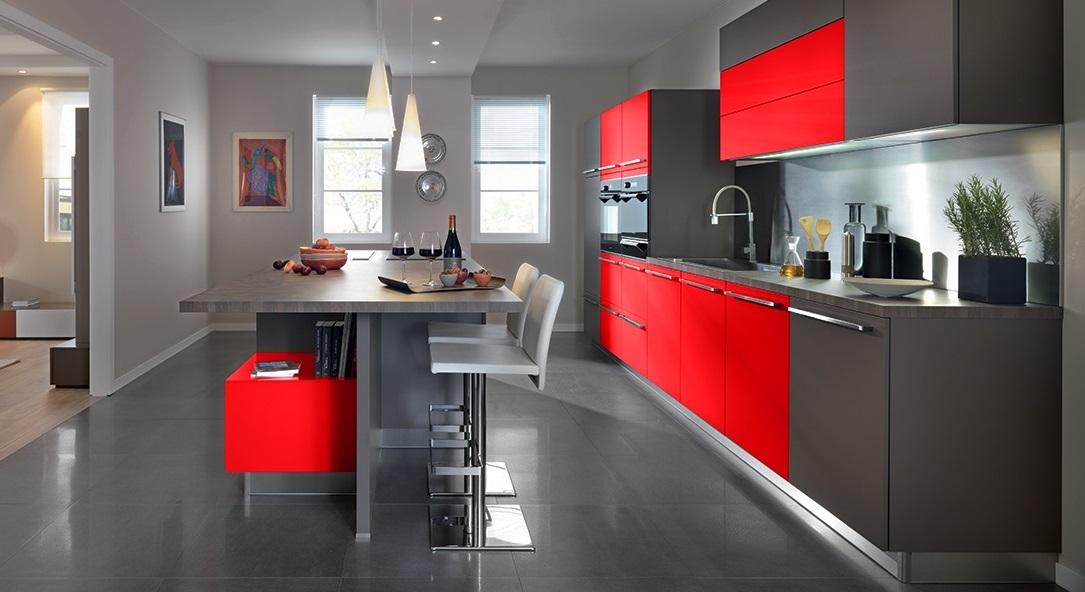 Donde colocar los electrodom sticos en la cocina - Donde colocar tv en cocina ...
